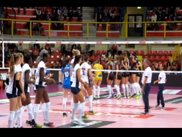 Video: La Uyba vince il derby con l'Enogu