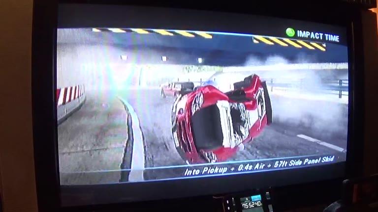 Xbox - Burnout 3: Takedown - NTSC - Time Attack - Europe - Continental Run Eastbound [Fastest Completion] - 02:01.5 - john brissie