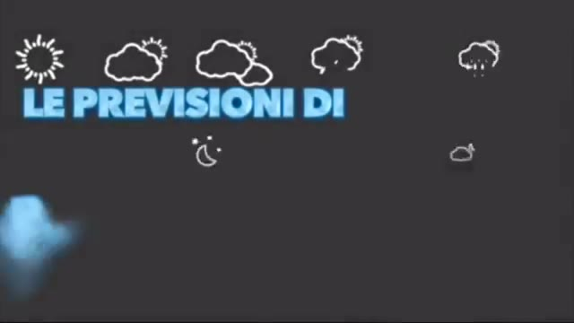 Video: Meteo Liguria: sole sulla costa, temporali nell'entroterra