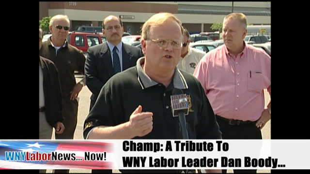Western New York Labor News� NOW! - (February 2012 Edition) - Segment IV
