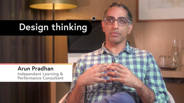 Design thinking practice