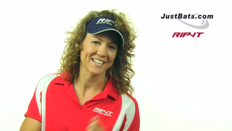 Olympic Gold Medalist & ESPN Analyst Michele Smith Endorses JustBats.com Video