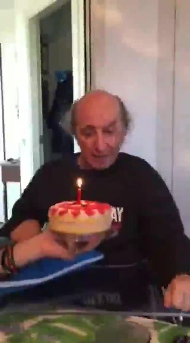 Video: Tanti Auguri Bruno Arena!