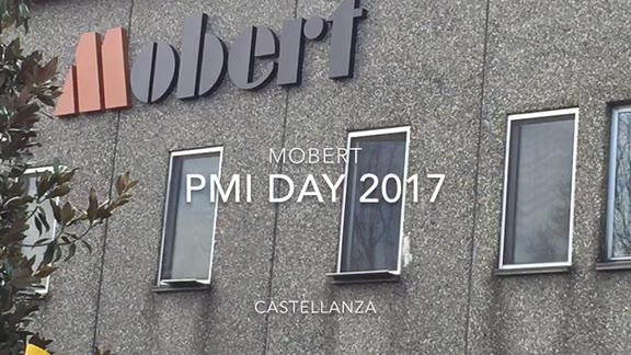 Video: Il Pmi day alla Mobert