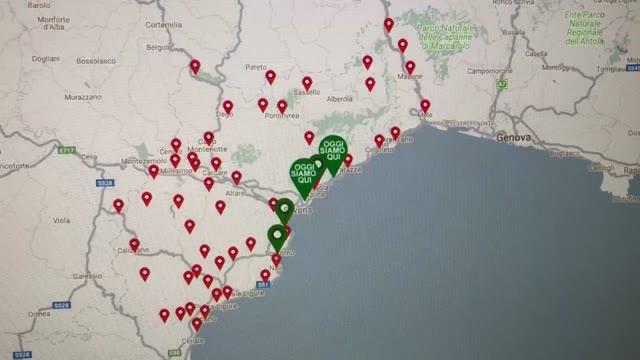 Granero in tour in 56 Comuni del secondo collegio uninominale
