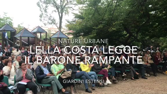 Video: 1. Lella Costa legge il Barone Rampante