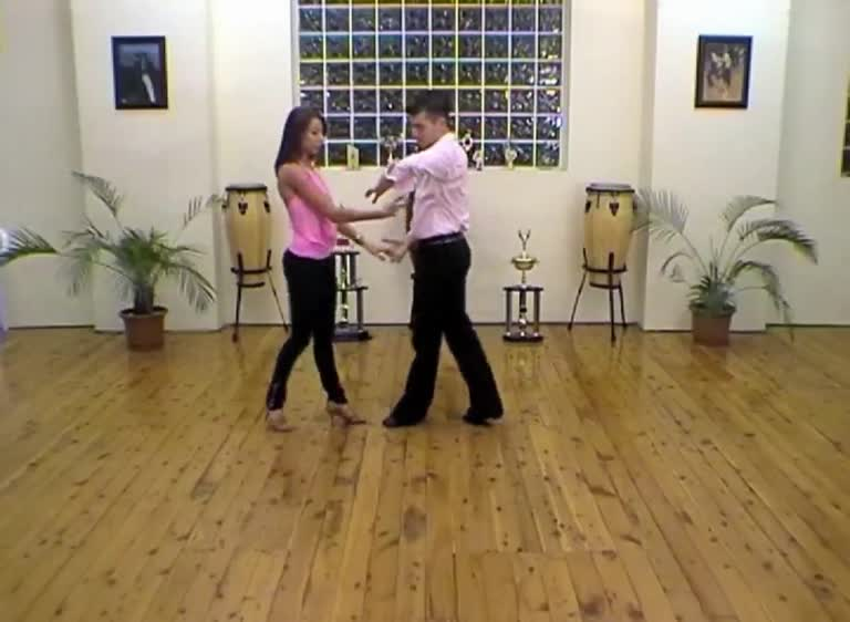 S43 Salsa pattern from the vault with Oliver & Luda