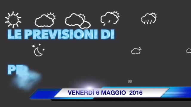 Video: Meteo Liguria: week end variabile