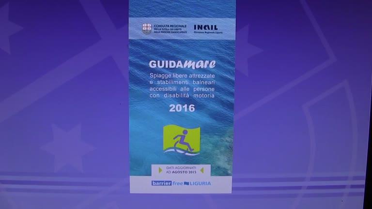 """Video: Spiagge libere """"accessibili"""": a Genova non ci sono"""