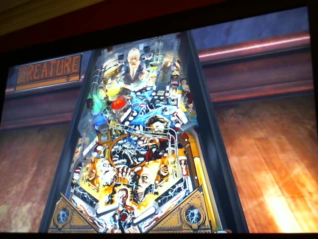 PlayStation 4 - The Pinball Arcade - Mary Shelley's Frankenstein - Points - 7,236,362,610 - Max Haraske