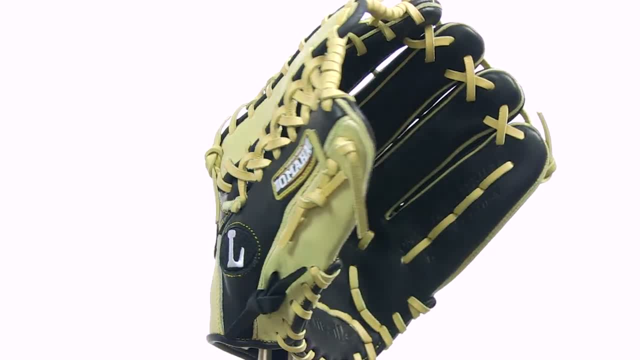 Louisville Flare Outfield Glove : Louisville slugger tpx omaha flare quot outfield