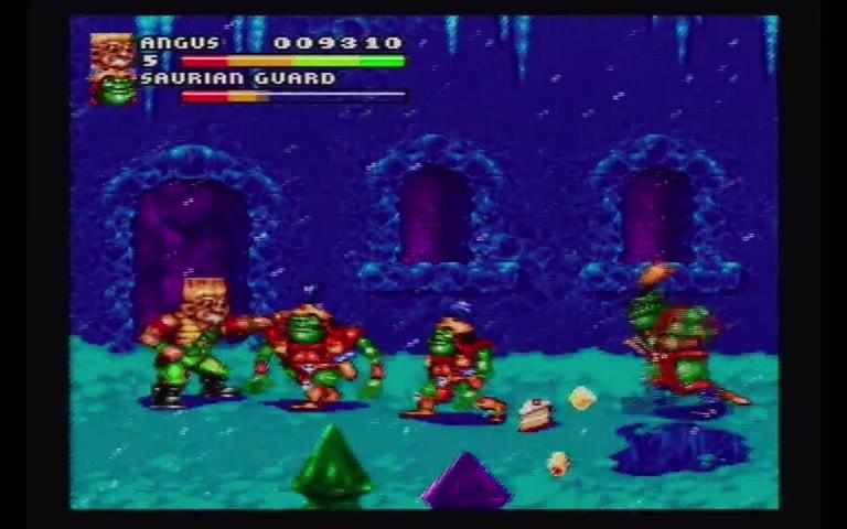 Super Nintendo Entertainment System - Stone Protectors - NTSC - Points - 387,030 - Joe Jackmovich