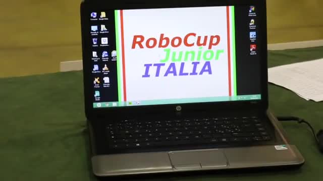 Video: Robocup jr – l'inaugurazione