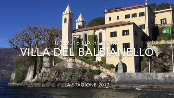 Video: L'incanto di Villa del Balbianello