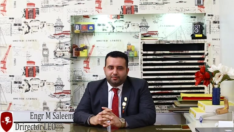LEO Member Produced Content Engr Saleem Testimonial