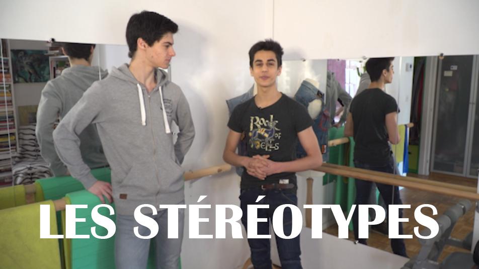 Les stéréotypes screenshot