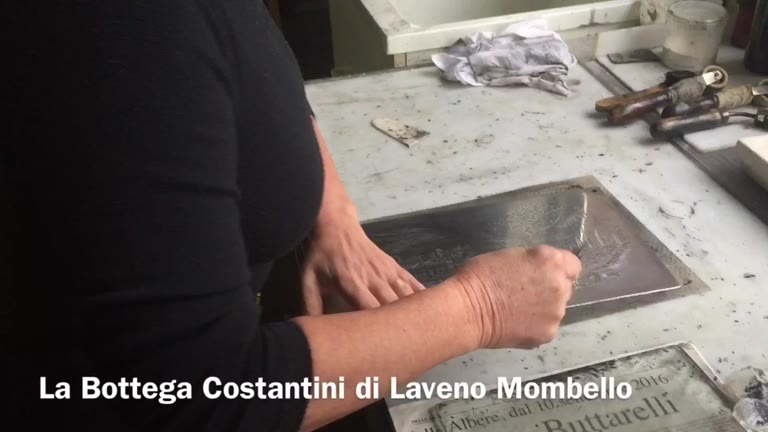 Video: Nella Bottega Costantini