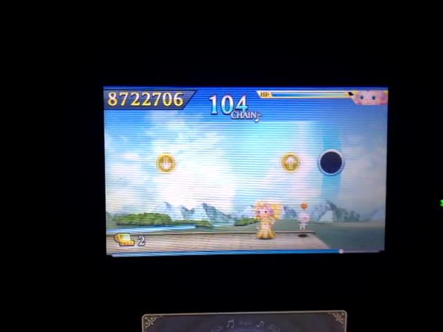 Nintendo 3DS - Theatrhythm Final Fantasy: Curtain Call - Music Stages - Final Fantasy IV - Main Theme of Final Fantasy IV - Basic Score - 9,999,999 - Rodrigo Lopes