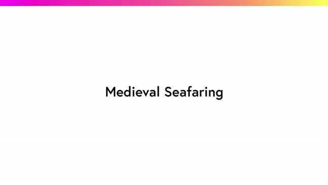 Medieval seafaring