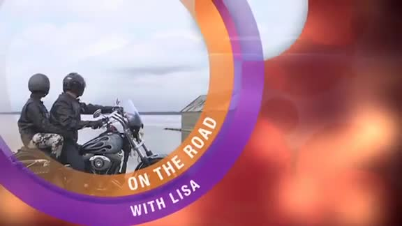On the road with Lisa episode 4