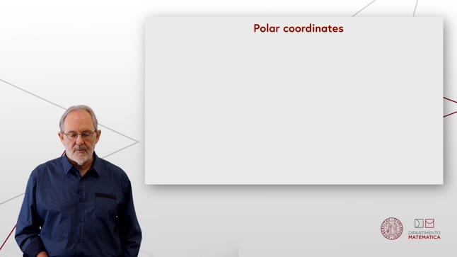 From polar to cartesian coordinates