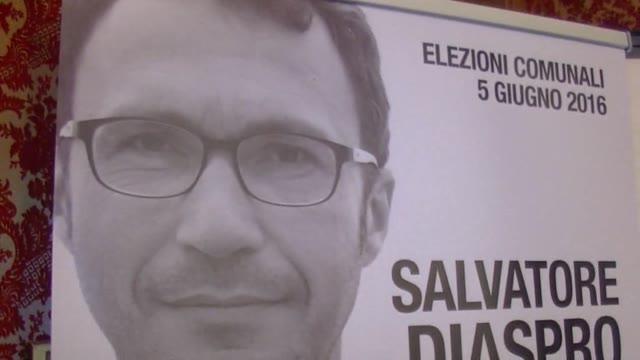Video: Savona 2016, Salvatore Diaspro presenta lista e programma