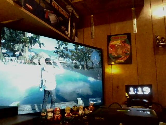 PlayStation 4 - Final Fantasy XV - Heaviest Fish Caught - Noble Arapaima - 209.6 - Brandon Finton
