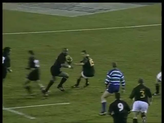 Video: Addio Jonah Lomu, gigante del rugby