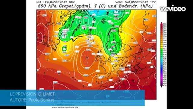 Video: Meteo Liguria, l'instabilità ha le ore contate: torna il sole