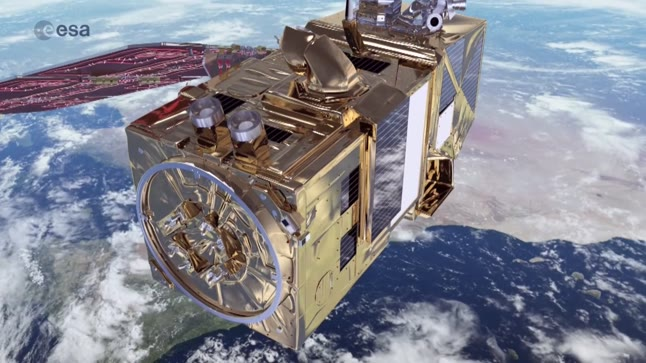 Topic 1d - The Sentinel satellites