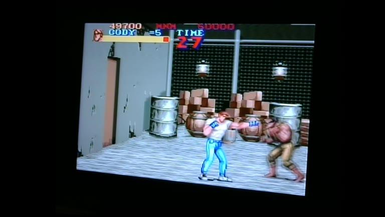 SNES / SFC - Final Fight / Final Fight Guy - NTSC - Points - 837,240 - Derek Camin