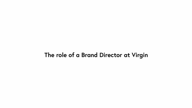 Meet Virgin's brand director