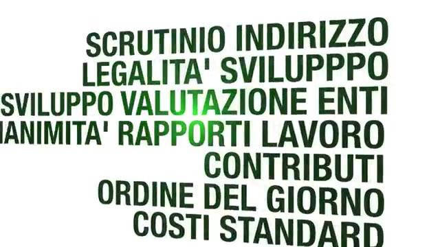 Video: Calre a Varese, Parco Tecnologico padano di Lodi, Giornata mondiale contro l'Aids, Bilancio regionale