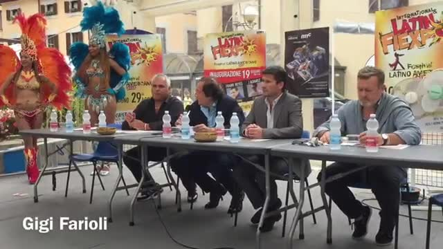 Video: La presentazione di Latinfiexpo
