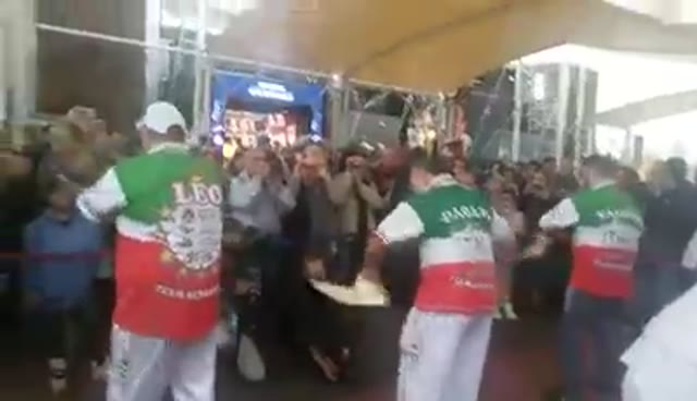 Video: Pizzaioli acrobatici made in Varese a Expo
