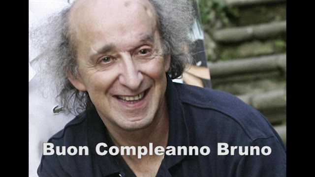 Video: Tanti auguri Bruno Arena