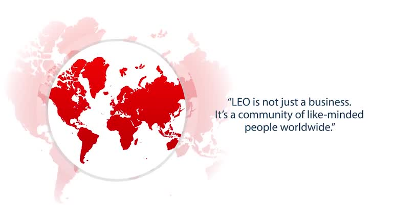 LEO Global Promotional video