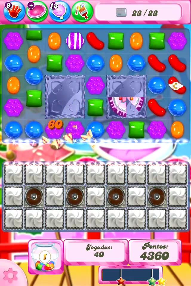 iOS - Candy Crush Saga - World 5: Episode 26: Pudding Pagoda: Level 380 - 155,700 - Rodrigo Lopes
