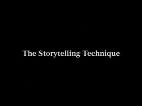 Journeys of Hope and Courage - The Storytelling Technique