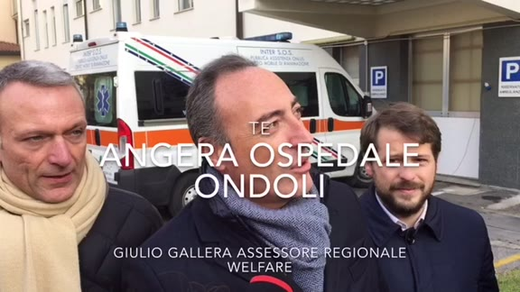 Video: Angera: riaprono pediatria e punto nascite