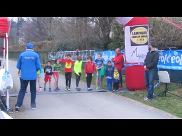 Video: Morgana Running Race, la gara dei piccoli