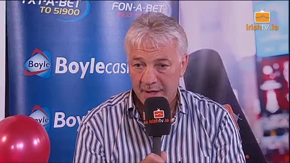 Mayo Legend Willie Joe Padden gives his thoughts on the All Ireland
