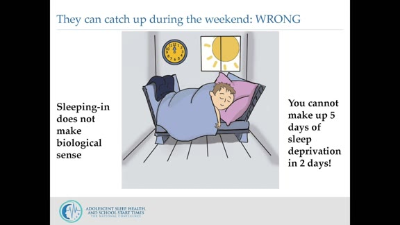 Common Concerns & Counter Arguments: Sleep For Success