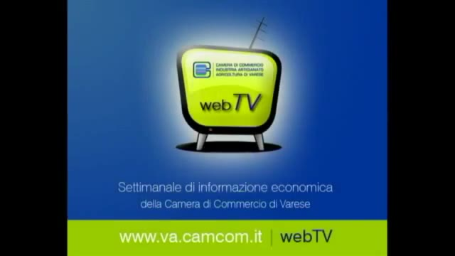 Video: Il TgWeb della Camera di Commerio