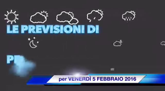 Video: Meteo Liguria, ultime ore di sole