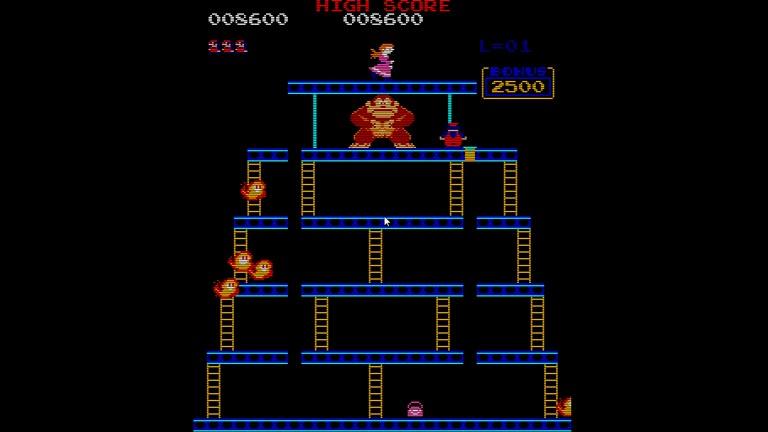 M.A.M.E. - Donkey Kong [US Set 1] - Points - 148,200 - Clay Karczewski