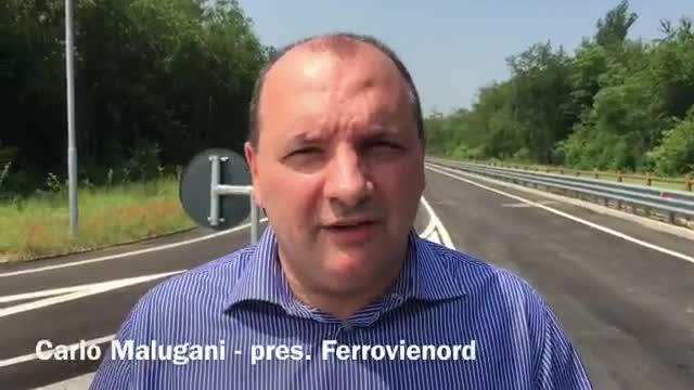 Video: La nuova variante sud di Magnago