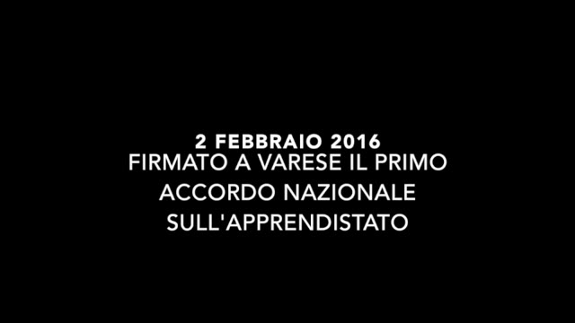 Video: Apprendistato come in Svizzera