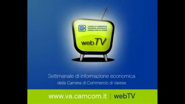 Video: Il TgWeb di Camera di Commercio