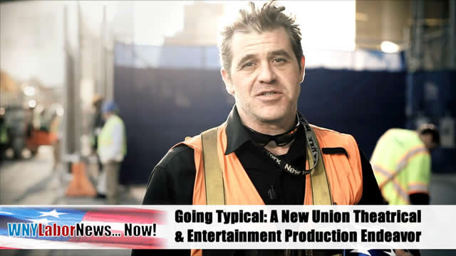 Western New York Labor News... NOW! - (March/April 2013 Edition) - Segment IV